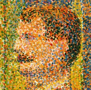 Que Seurat, Seurat: He probably didn't learn this in art school.